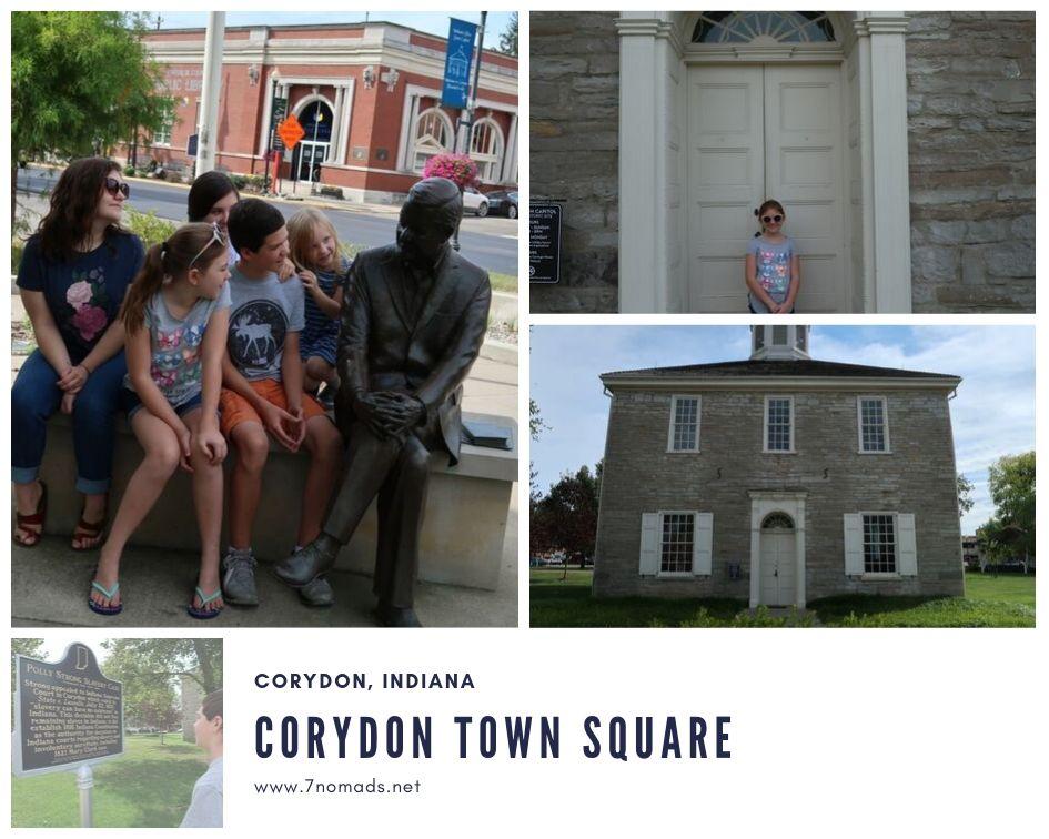 Corydon Town Square