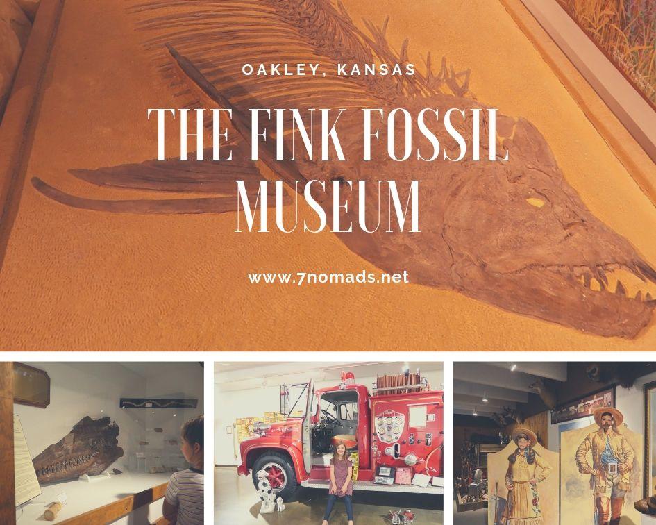 Fink Fossil Museum Oakley Kansas