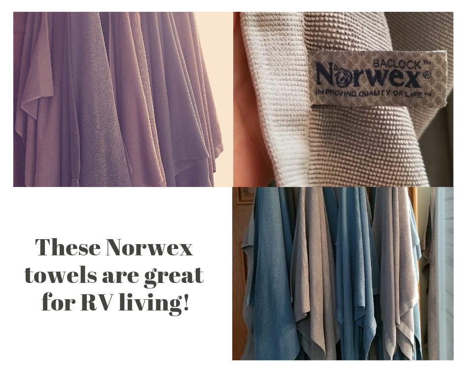 Norwex Towels for RV