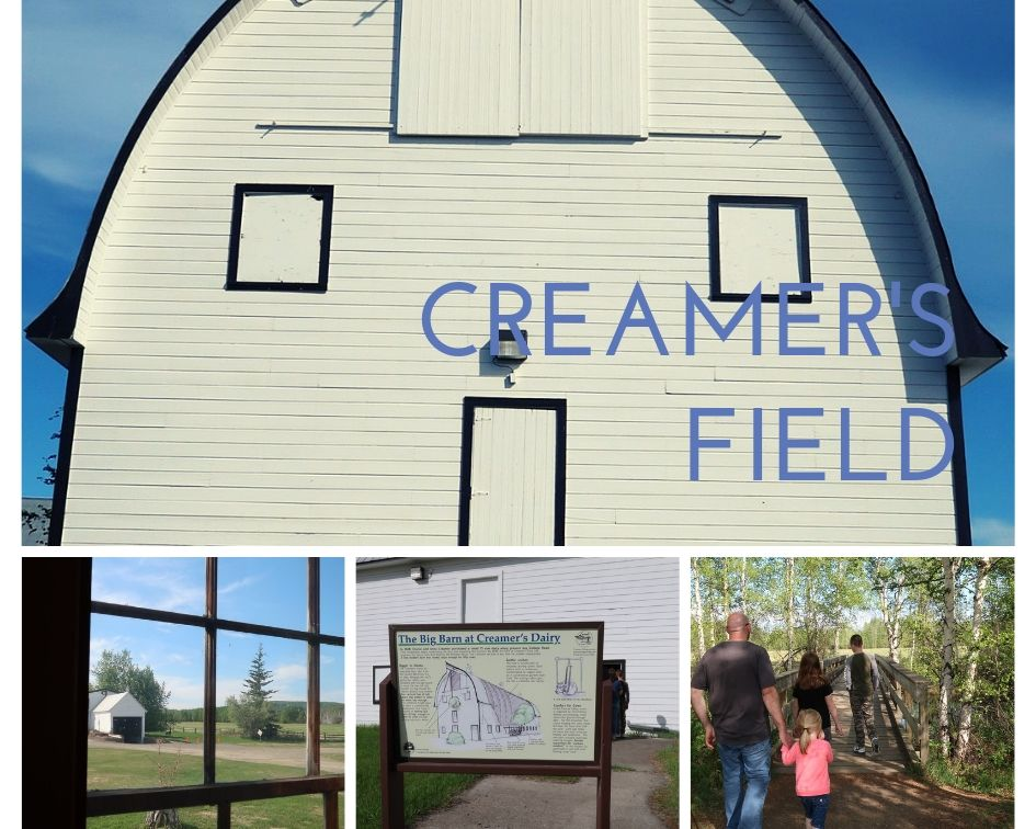 Creamer's field Fairbanks, Alaska