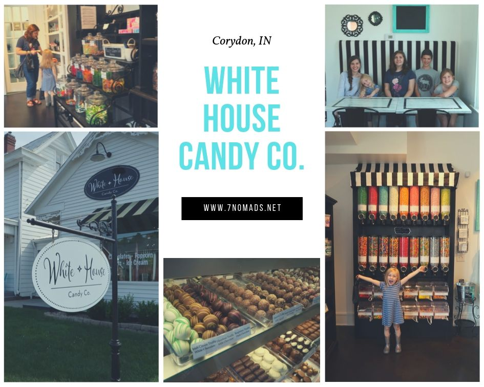 White House Candy Co
