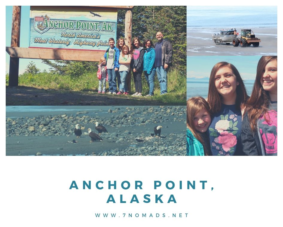 Anchor Point Alaska