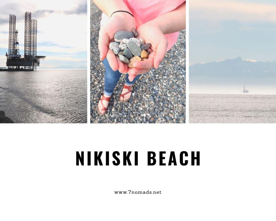 Nikiski beach
