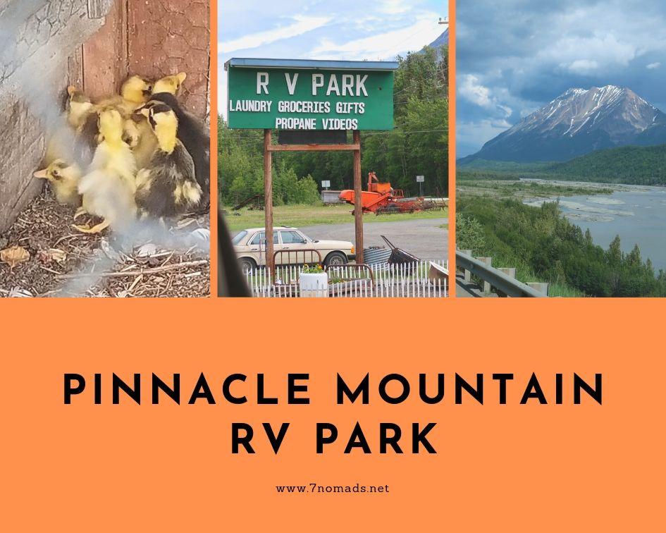 pinnacle mountain rv park