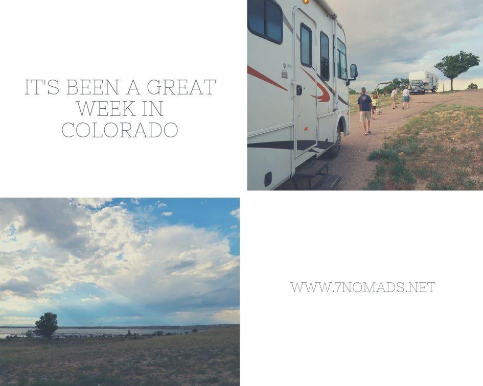 great week in colorado