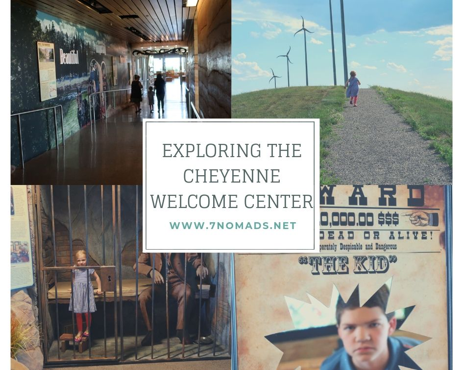Cheyenne Welcome Center